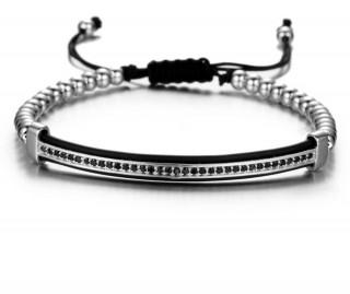 Men's Steel Strap Bracelet