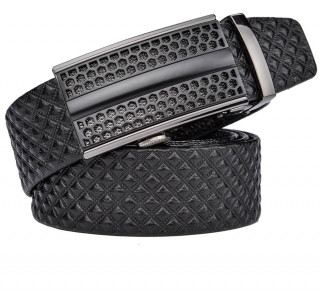 Men's Black or Dark Grey Belt