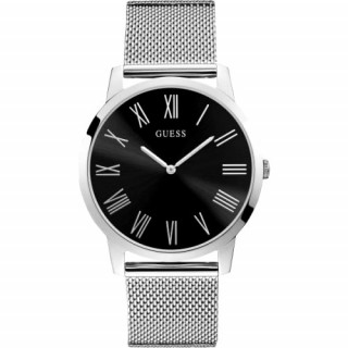 Men's Gray Strap Watch
