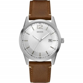 Men's Brown Strap Watch