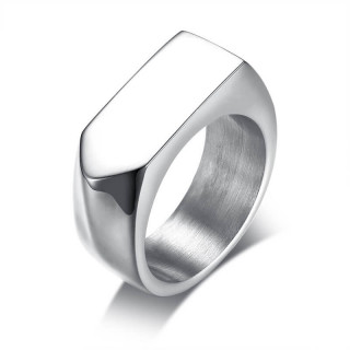 Men's stainless steelring