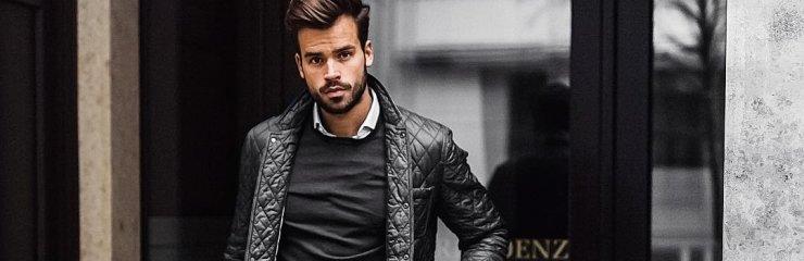 09999824fb5 Men s Street Style Inspiration  Black Jacket